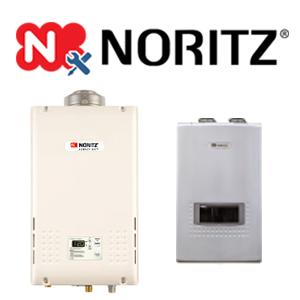 Noritz water heaters